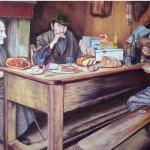 Exposition de peinture  de Michel Pranzetti