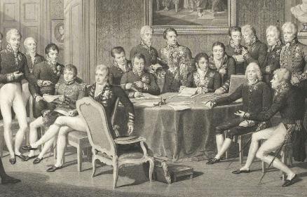 Vienne 1814/1815, la ville et le Congrès