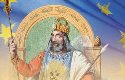 Le traité de Verdun : de Charlemagne à l'Europe
