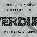 Enseigner et commémorer la bataille de Verdun
