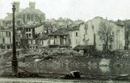 Verdun 1914-1916 la vie continue!