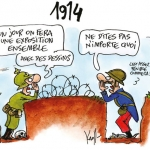 Dessine-moi la guerre 1914-2014