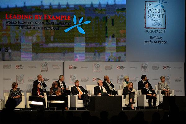 Sommet International des Prix Nobel de la Paix