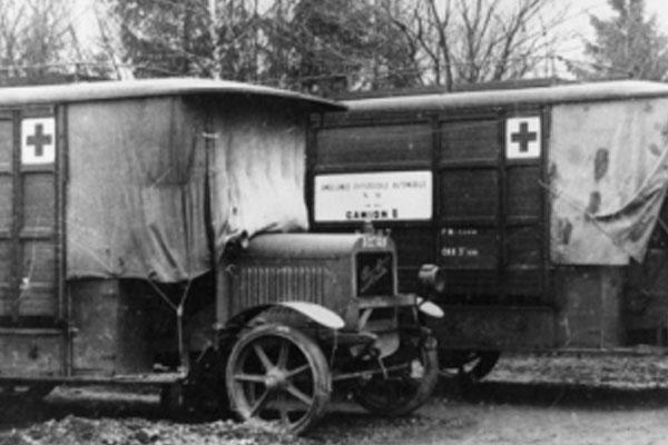 Conférence – Des gaz de combat de la première Guerre Mondiale à leurs applications au XXI° siècle