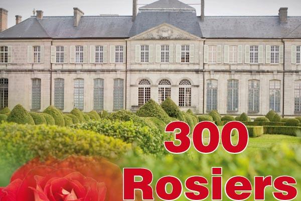 «Une Rose pour le Palais»