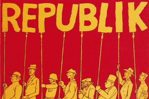 Après la Guerre, la République